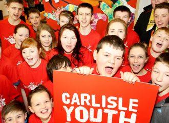 PCC Meets Mentoring Volunteers at Carlisle Youth Zone