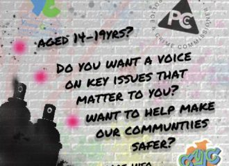 Commissioner Lauches Cumbria Youth Commission