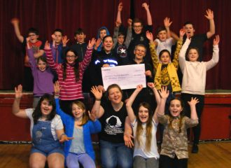 Police and Crime Commissioner Supports Youth Theatre