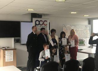 Commissioner's Community Awards – North Cumbria