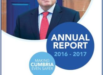 Commissioner Launches His First Annual Report