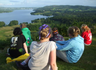 Commissioner  Extends Funding for Brathay Trust 'Be Savy' Project