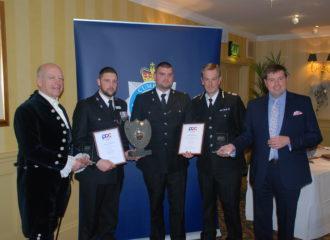 PCC's Bravery Award 2017