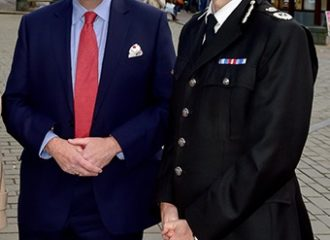 PCC Launches Chief Constable Recruitment