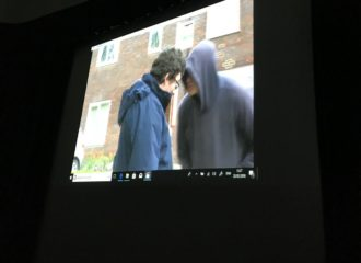 Commissioner Joined Carlisle Mencap Hate Crime Film Launch