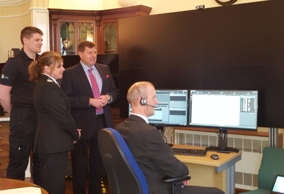 PCC Announces Work Underway to Deliver New Command and Control System for Cumbria Police
