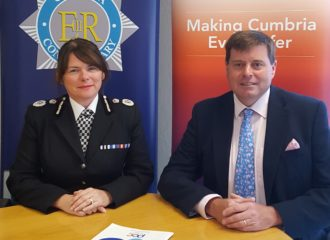 Cumbria Remains a Safe County