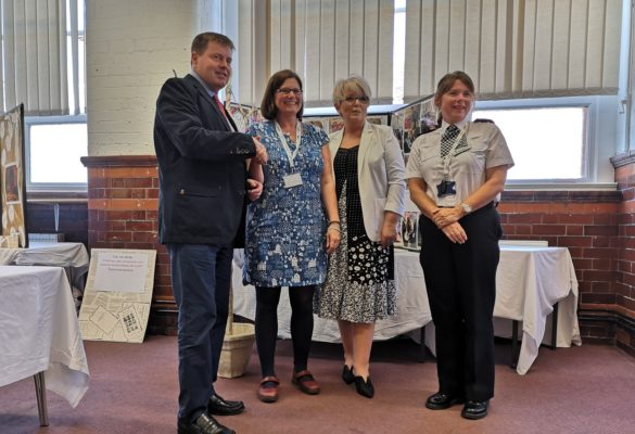 Victims Commissioner Baroness Newlove Visits Cumbria