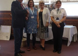 Commissioner Hosts Visit from Victims' Commissioner Baroness Newlove