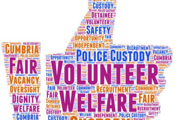 Commissioner Offers Volunteering Opportunities for Key Custody Role