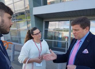 PCC Supports International Restorative Justice Week in Cumbria