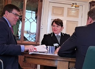 Cumbria's Police and Crime Commissioner, Peter McCall Has Agreed The Policing  Budget for 2019-2020
