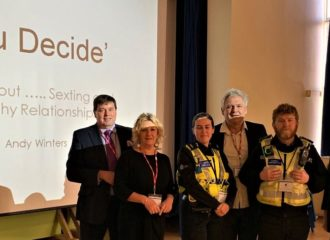 Community Fund Supports the Delivery of  'You Decide' Sexting and Healthy Relationships Workshops in Schools Around Cumbria