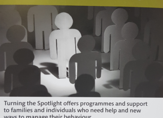 Peter McCall Continues to Fund Victim's Support 'Turning the Spotlight Partner' Programme