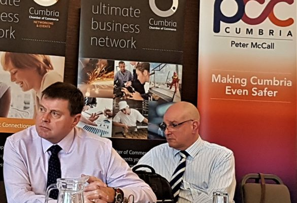 Industry Leaders to Address Cumbrian Businesses on Online Safety and Cyber Attacks