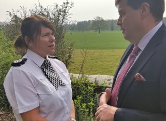 Peter McCall Praises Cumbria Constabulary on Receiving a Good Rating in all Aspects for Police Effectiveness From HMICFRS.