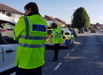 Peter McCall Summer Driving Campaign Joins Police On Drink/Drug Driving Traffic Checks