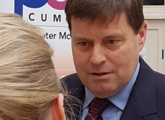 Keswick Pubwatch raises policing concerns with Police and Crime Commissioner