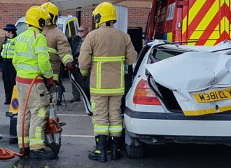 Police and Crime Commissioner promotes safer driving for National Road Victims Month