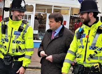Council tax rise brings boost to policing in West Cumbria