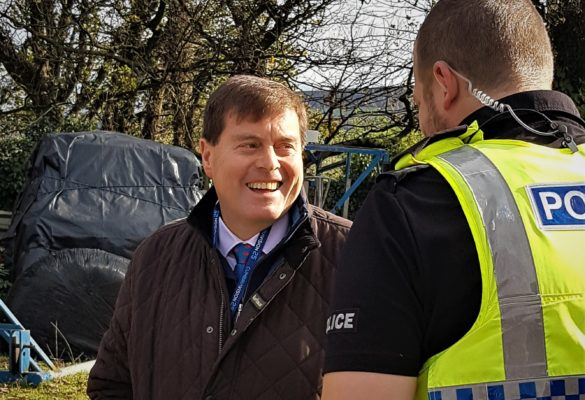 South Cumbria's Proactive Officers Create Positive Impact