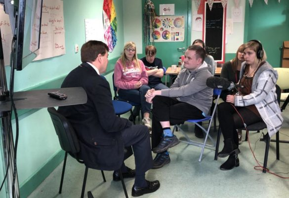 Commissioner Supports Cyber Safety for People with Learning Difficulties