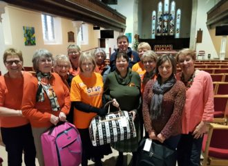 Starter Bags Success for Victims of Modern Slavery