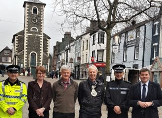 Police and Crime Commissioner and Police Work with Local Councils to Extend CCTV