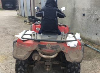 PCC and Police Met with Farming representatives to discuss increase in Quad Bike
