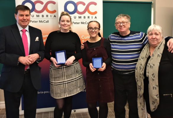 County's Finest Community Champions Recognised for their Outstanding Work