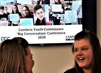 Youth Commission's 'Big Conversation' Helps to Prevent Crime in Cumbria