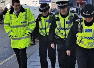 Have Your Say about Policing in Millom