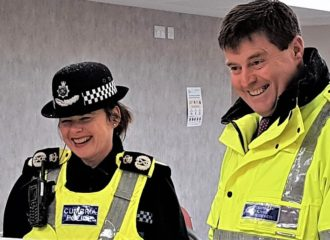 Calling all Kendal Residents! The Commissioner and Chief Constable Want to Hear Your Views On Policing