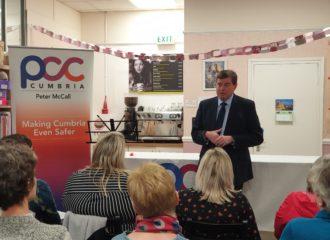 Commissioner Celebrates Cumbria's Women Centre Network