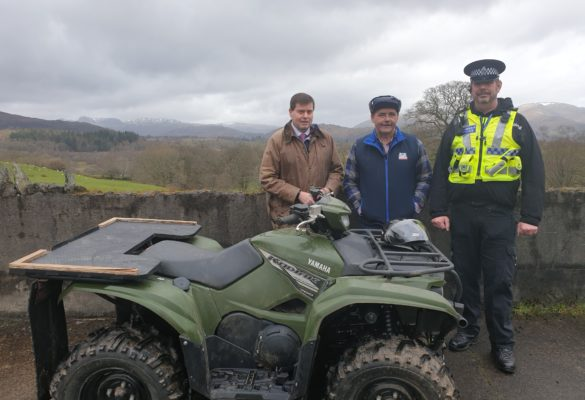 PCC funds security marking kits for rural businesses