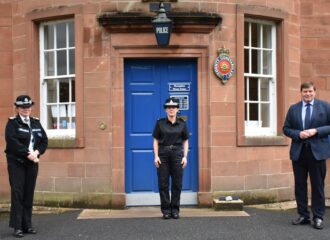 Cumbria Police recruits all 51 officers in first phase of Operation Uplift
