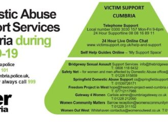 PCC Urges People Not to Suffer in Silence this Christmas