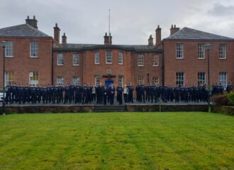 New recruits one year on