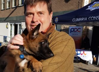 Commissioner Encourages People to Complete National Dog Theft Survey