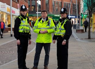 Salthouse Road area of Barrow made safer following Government Funding