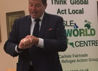 PCC supports refugees and helps to build stronger communities