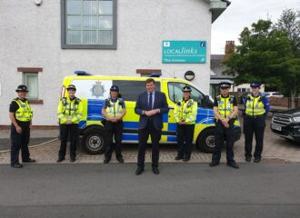 PCC meets with Cumbria Constabulary to discuss crime in the West
