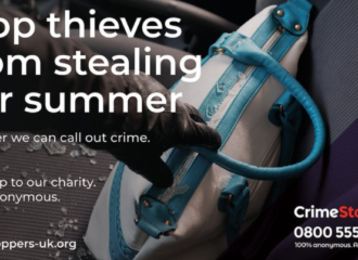 Don't let thieves steal our summer